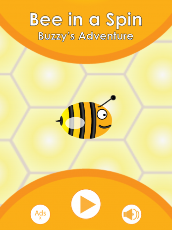 Bee in a Spin - ipad2